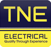tne electrical logo